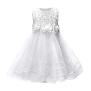 Princess Flower Girl Dress Tutu
