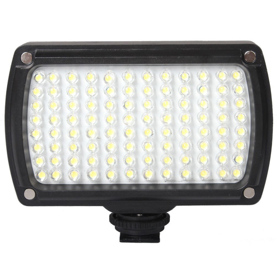 Led Light Photo, and Video Camera Hotshoe Lighting