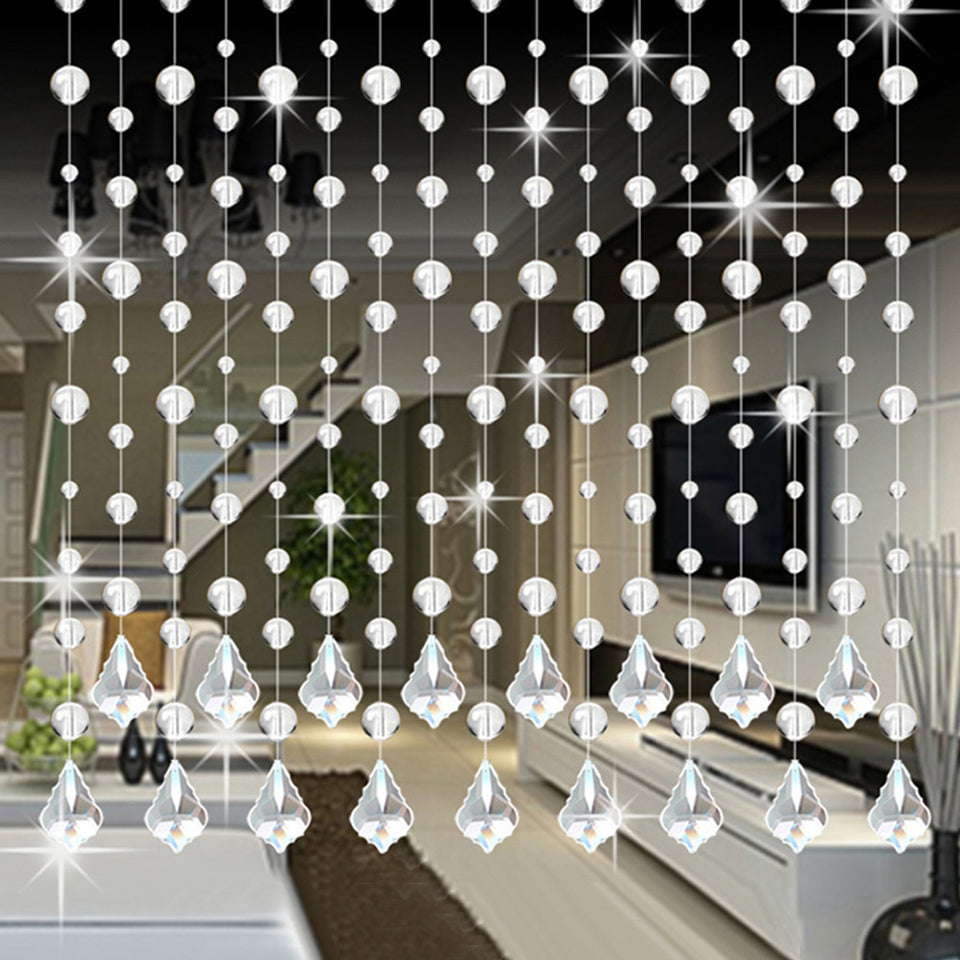 Crystal Glass Bead Curtain