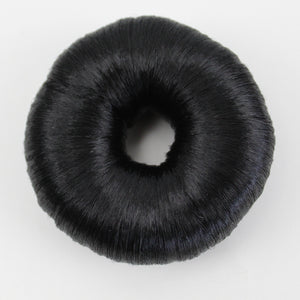 Chignon Synthetic Fiber Hair Donut Bun
