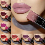 21 colors Makeup Waterproof Matte Velvet Liquid Lipstick Long