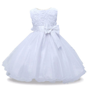 Girls Floral  Princess Kids & Babies Dress