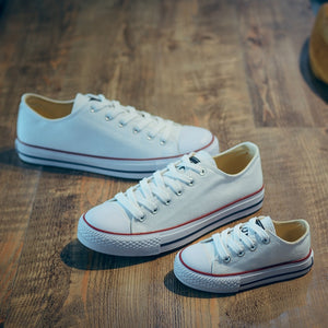 Adult Canvas Shoes Man AndWoman Fashion Leisure Breathable Shoes