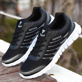 Men Breathable Casual Shoes  Krasovki Chaussure Homme Size 39-46