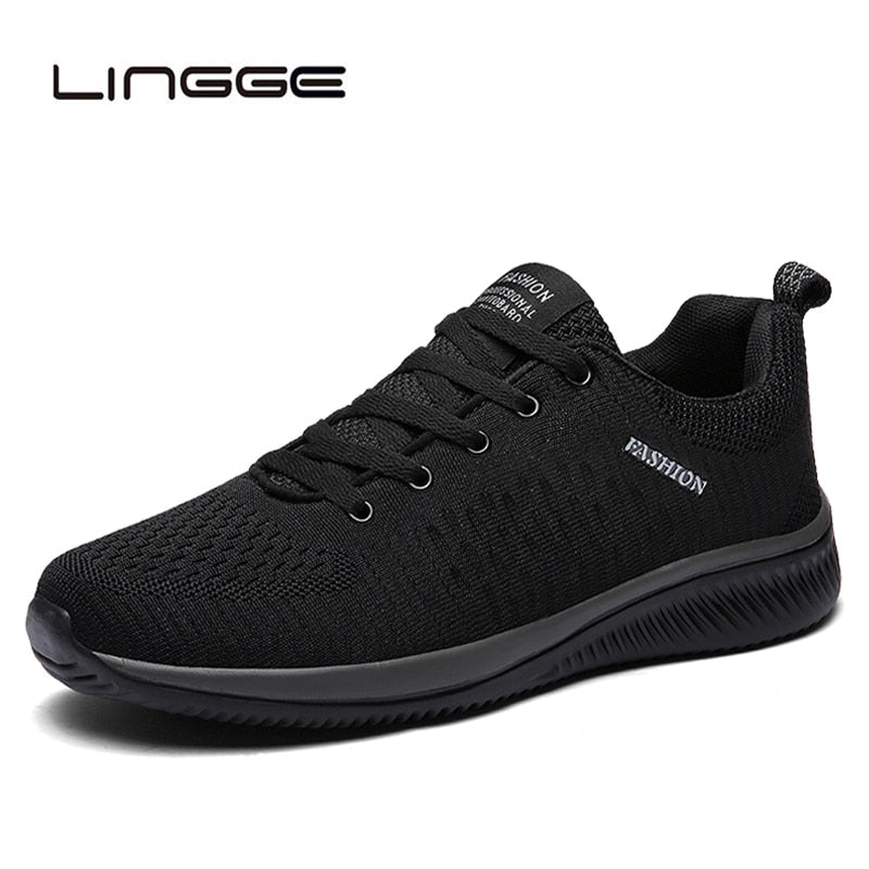 Men Casual Shoes Comfortable Breathable Walking Sneakers Tenis