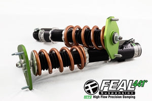 Feal 441 Coilover Kit - Nissan Skyline R33 GTST, RWD (93-98) (441NI-07)