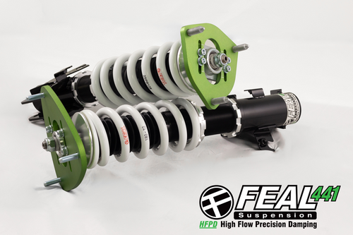 Feal 441 Coilover Kit - Toyota AE86 (83-87) – Includes Front Spindle (441TO-02S)