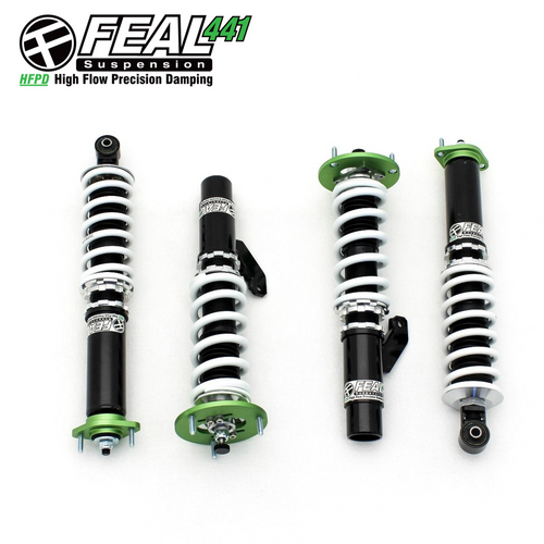 Feal 441 Coilover Kit - E46 3 Series BMW (98-06) (441BM-04)