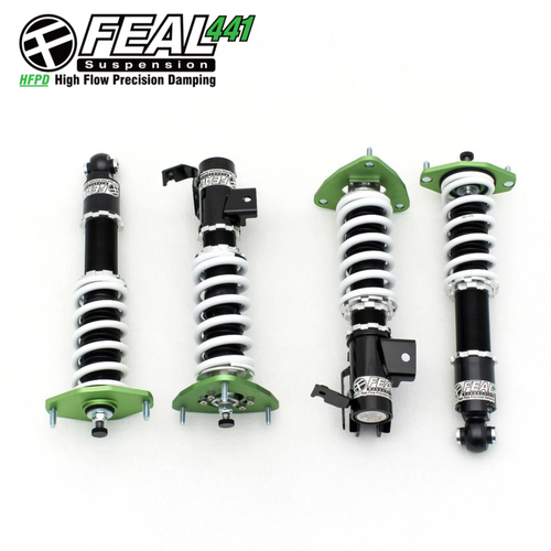 Feal 441 Coilover Kit - Subaru BRZ / Scion FRS / Toyota GT86 (12+) – Wisefab Spec Rear (441SU-06)