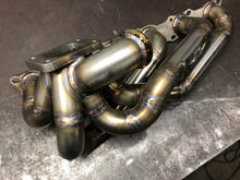 Load image into Gallery viewer, RB2x Forward Mounted Turbo Manifold