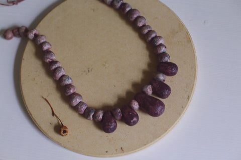 ~ artisan necklace ~