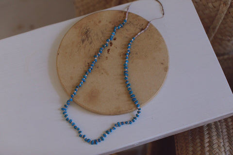 ~ navajo turquoise necklace ~