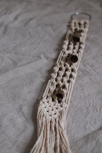 ~ macrame wall decor ~