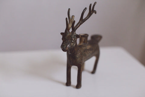 ~ deer incense burner ~