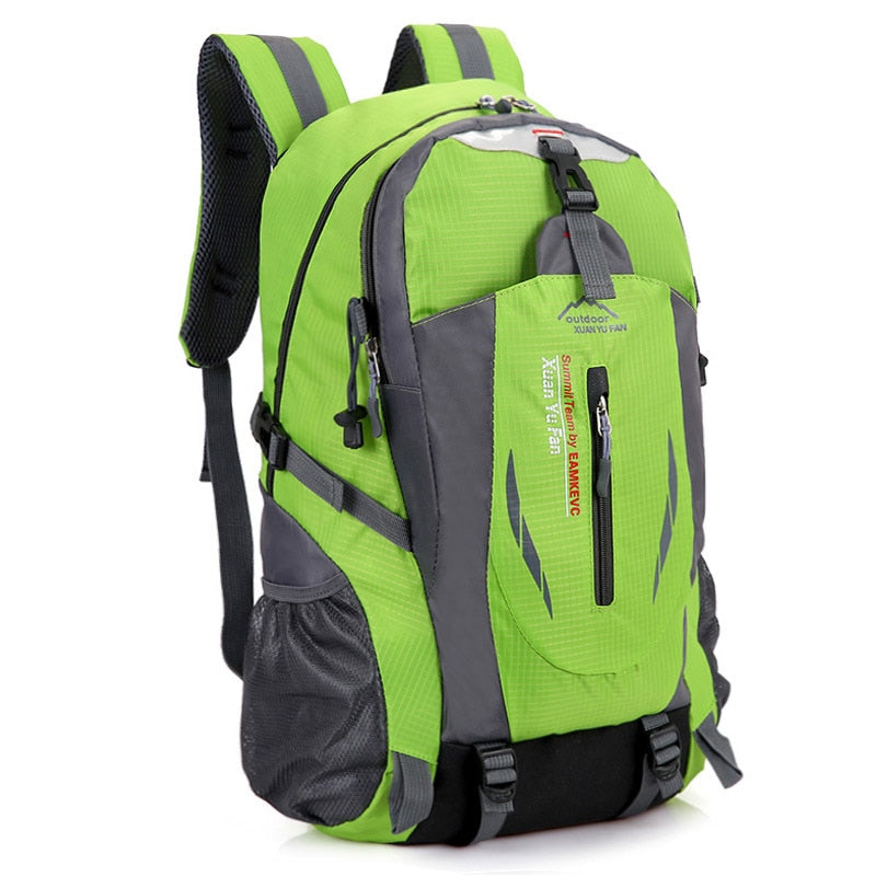 40L Durable Waterproof Outdoor and Climbing Backpack