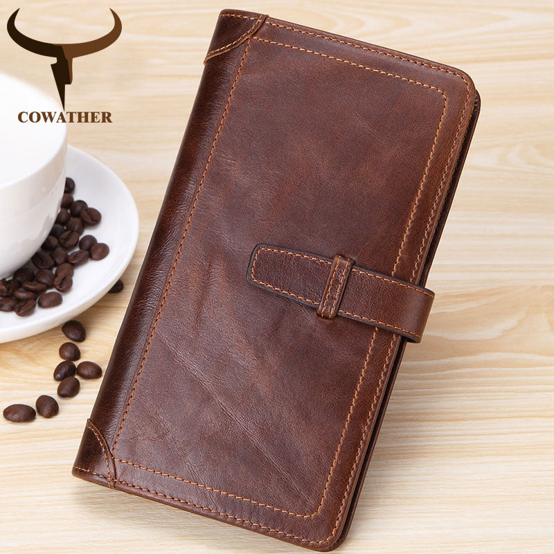 2019 Limited Genuine Leather Wallet XL