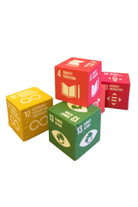 SDG Cubes (Seating)
