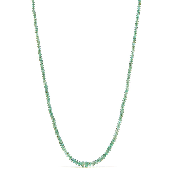 Natural Emeralds Necklace