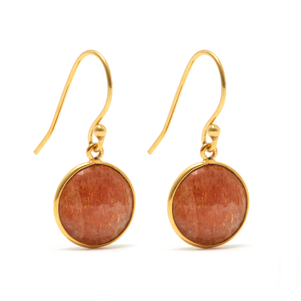 Rajasthan Quartz Petit Drop Earrings