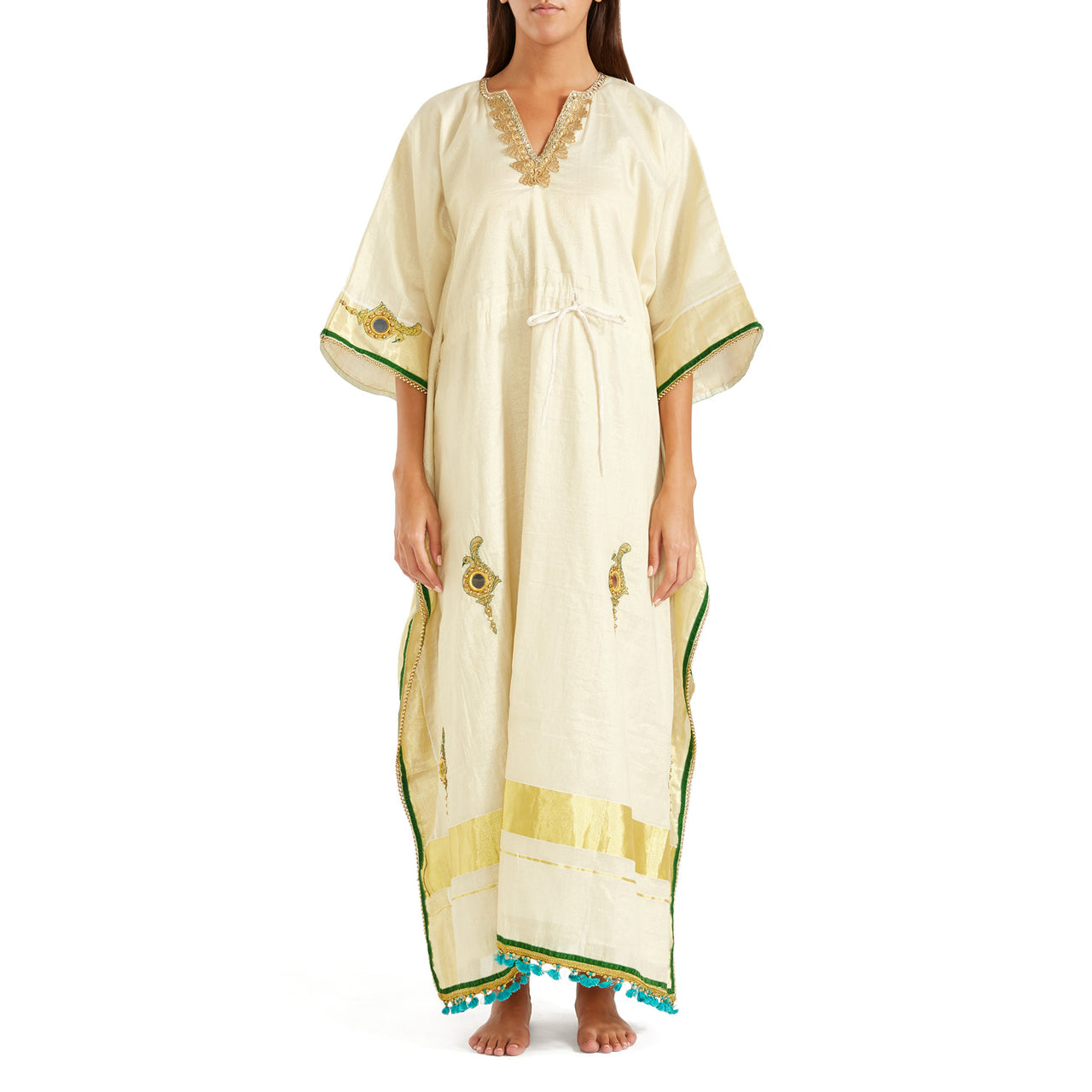 The Kerala Kaftan