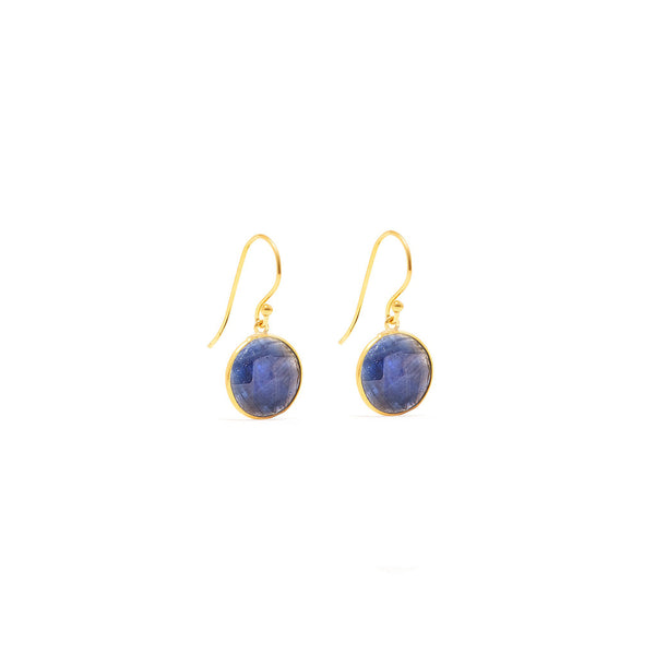 Sapphire Cirque Earrings
