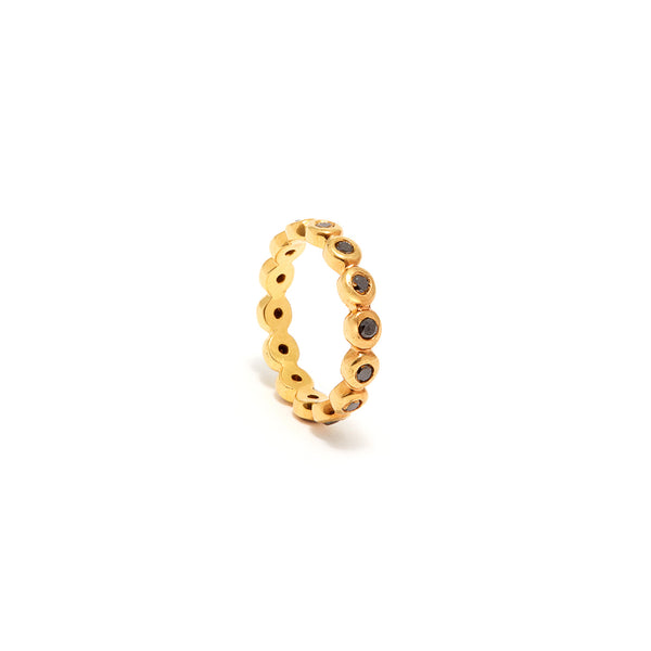 Black Diamond Cirque Eternity Band
