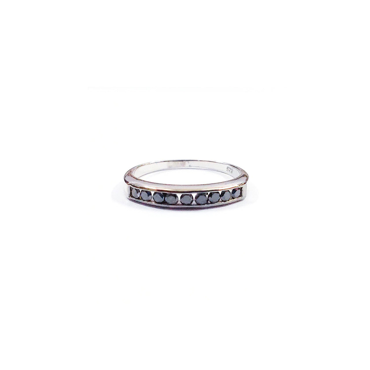 Diamond Abacus Ring