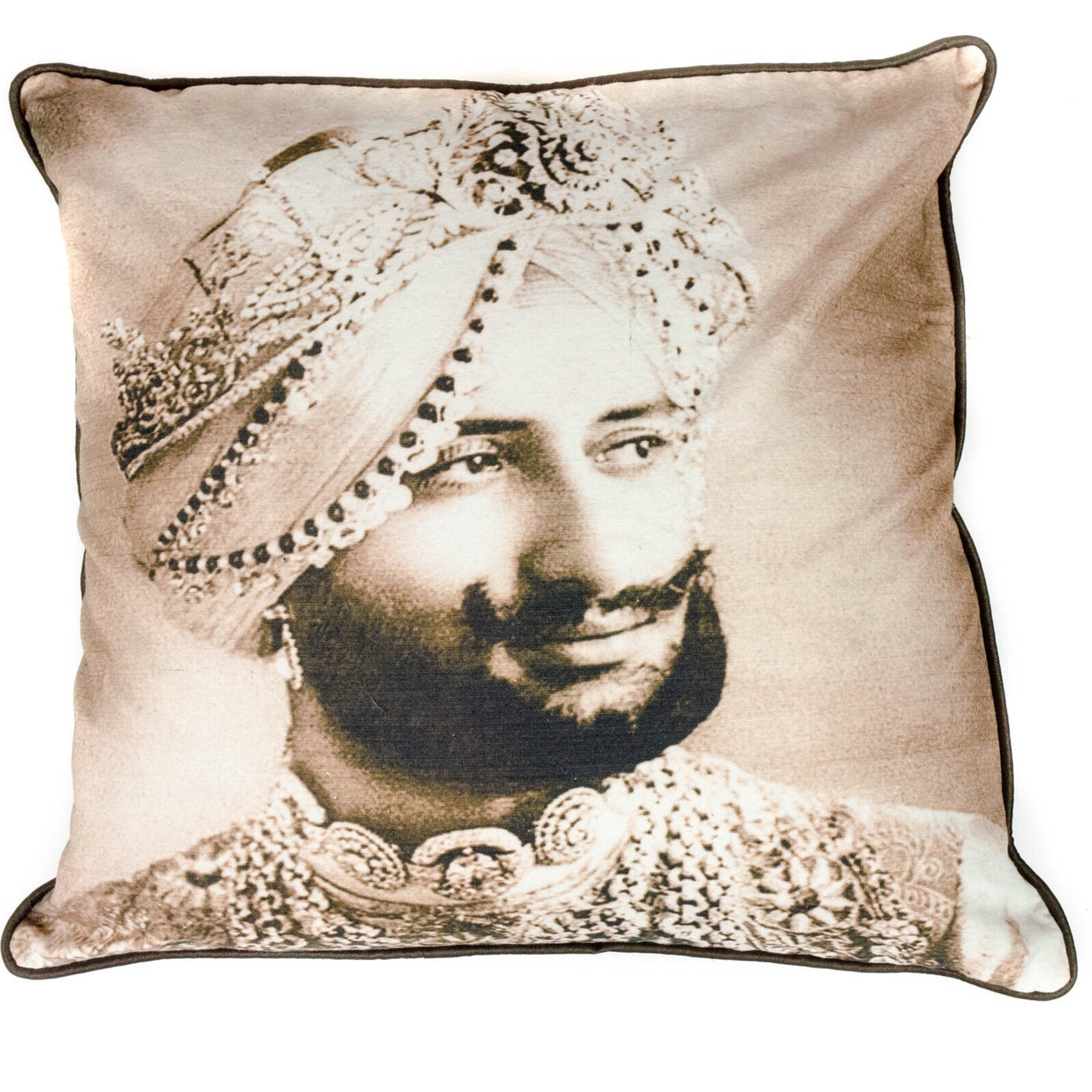 Jaipur Atelier Jaipur Jewel Imperial Accent Cushion