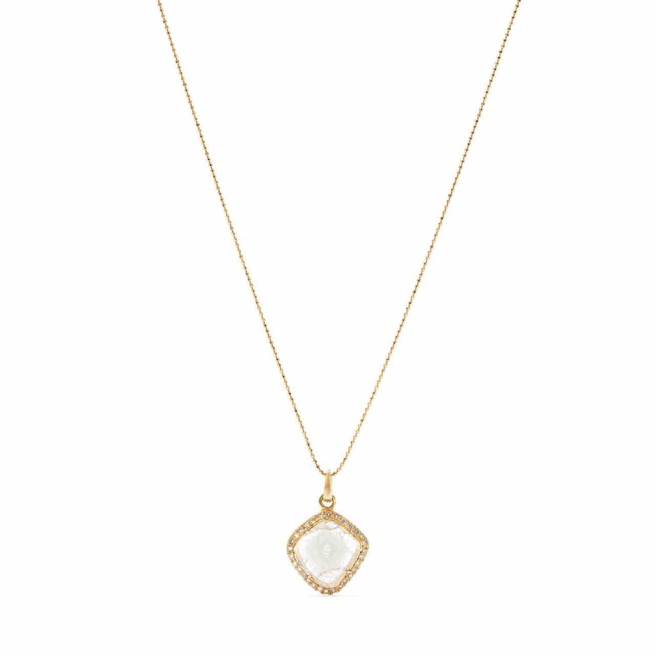 Jaipur Atelier The Winter Diamond Pendant