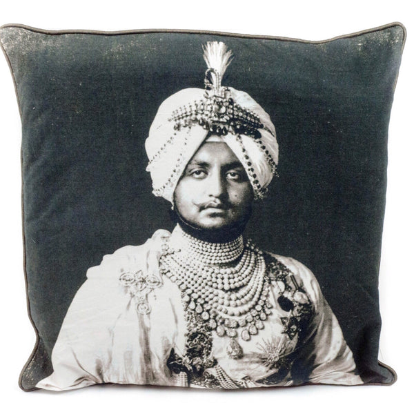 Jaipur Atelier 'Udaipur Jewel' Imperial Accent Cushion