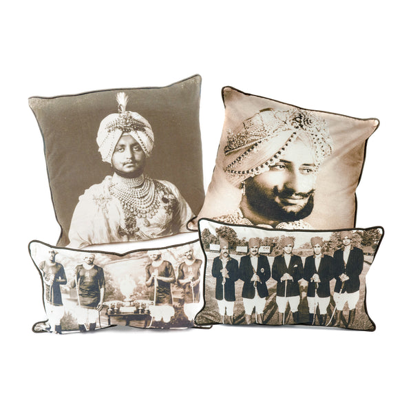 Maharajah Accent Cushions <br> Set of Four