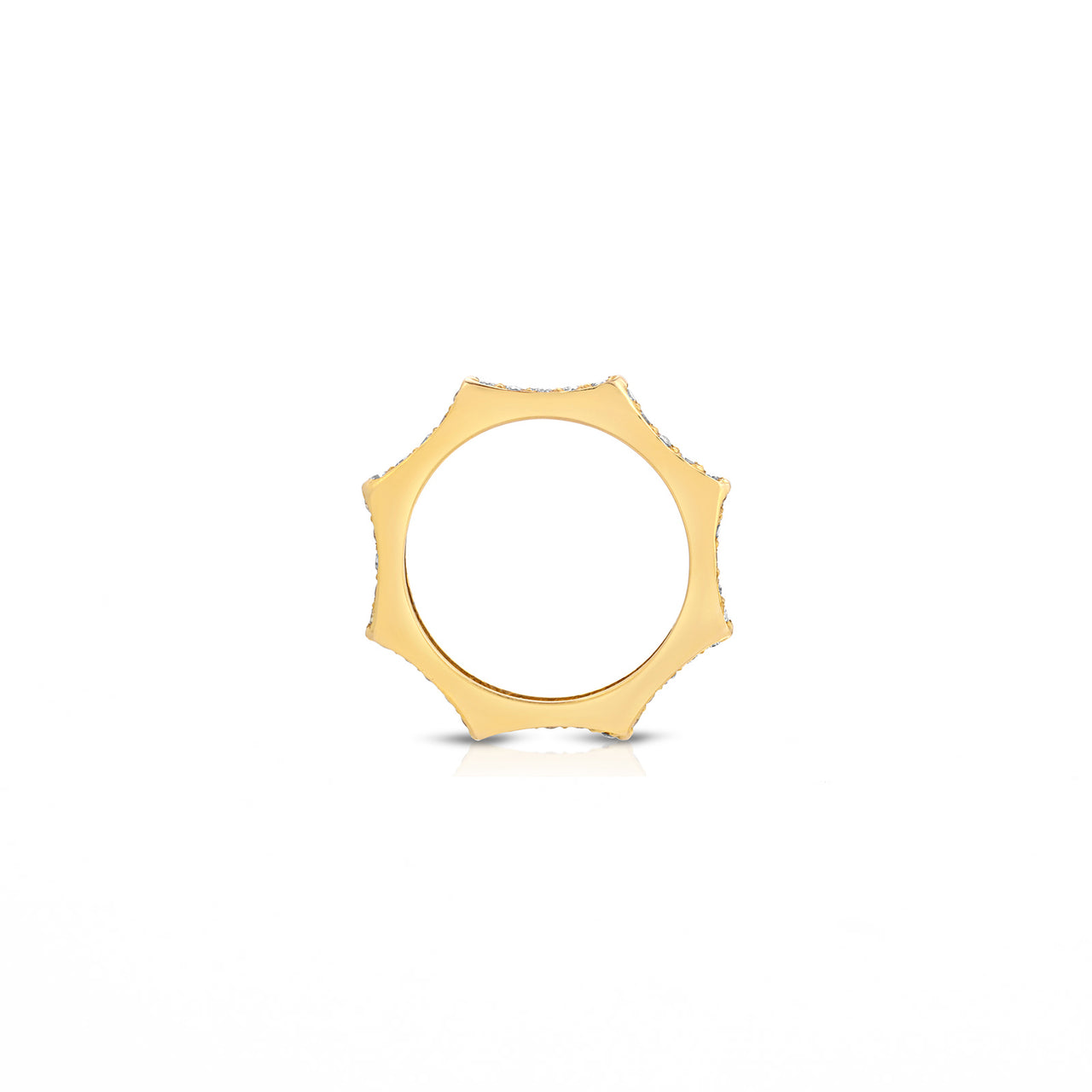 Nikki Star Brilliant Luxe Ring