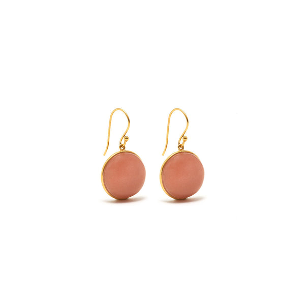 Moon Blush One Earrings