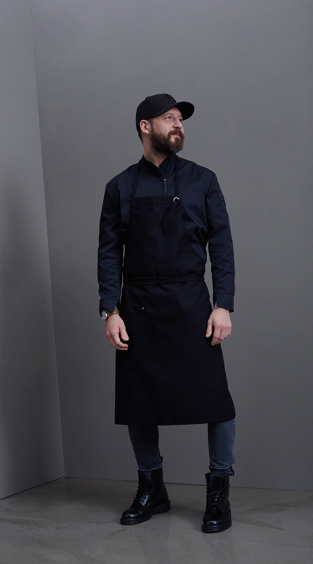 trauth jacket LONDON - trauth design gastrowear
