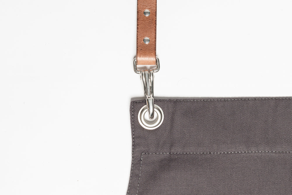 Apron trauth22  - Anthracite