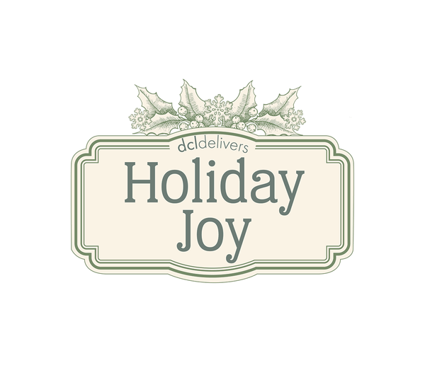 Now on Sale: Holiday Joy