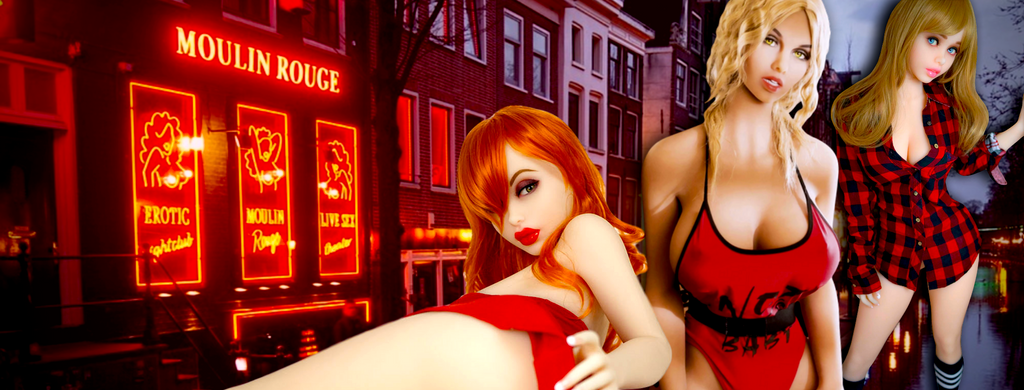 <strong>The Rise (And Fall?) Of Sex Doll Brothels</strong>