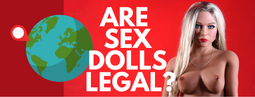 Are sex dolls legal?
