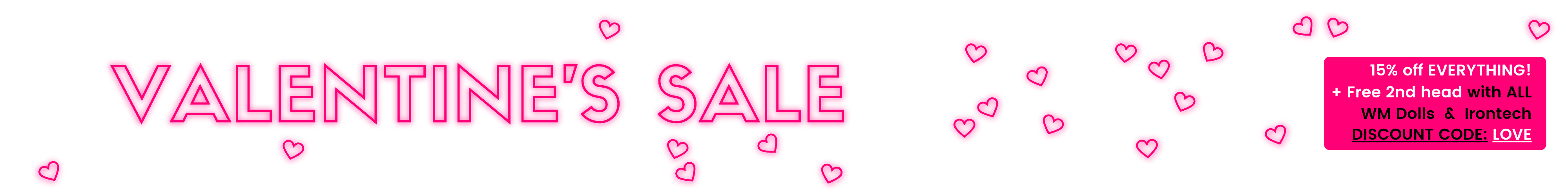 Silicone Lovers Flash Sale