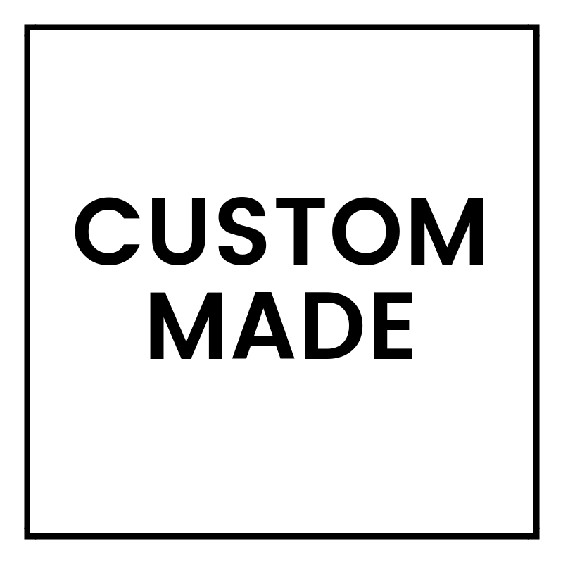 Custom made button example