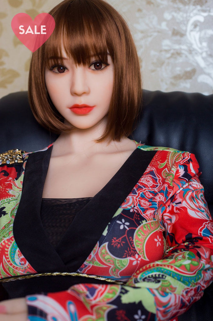 WM 172cm / 5ft 6, G cup, Head 56 Anna is a premium quality, ultra-realistic TPE sex doll.