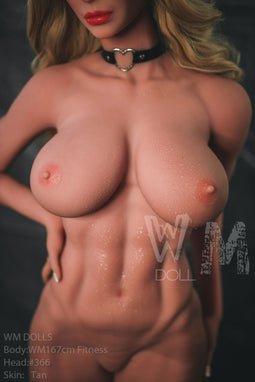 WM 167 H Fitness Doll - Sasha May