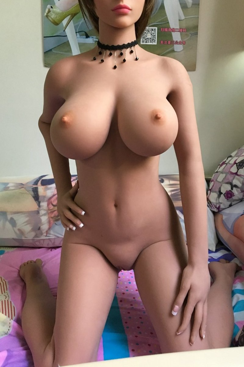 WM 161cm / 5ft 3 G-Cup Custom sex doll