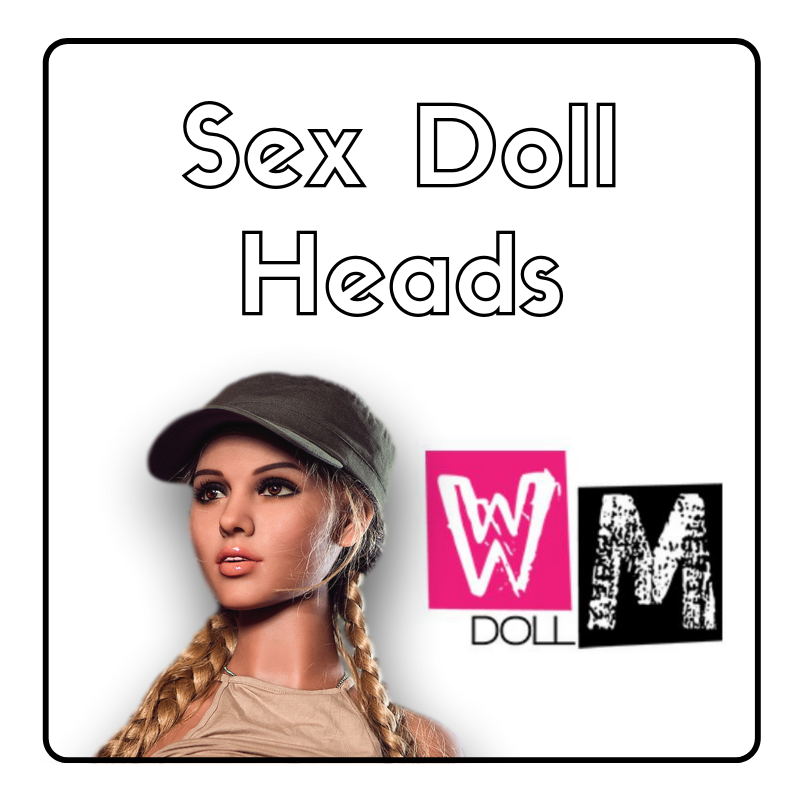 Sex Doll Heads WM Dolls