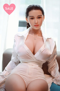 JY Dolls 164cm Realistic Silicone Head | Alysa-Silicone Lovers Sex Dolls