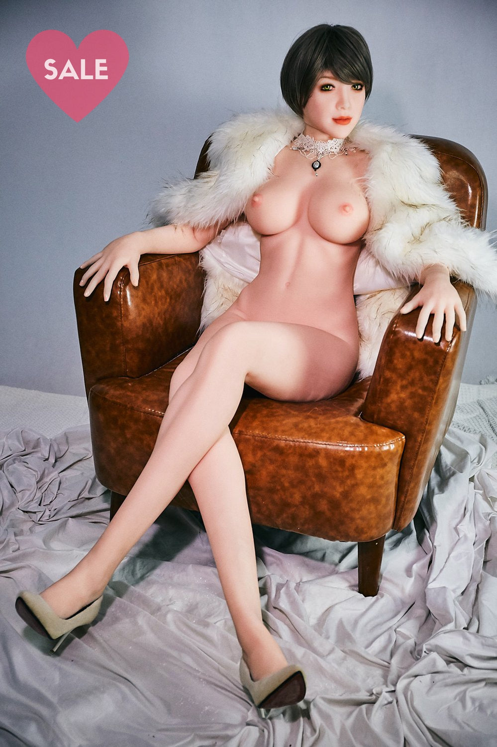 HR Doll 165cm + Head 30-Silicone Lovers Sex Dolls