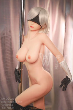 2B Sex Doll WM 165cm D cup | Cosplay Anime Doll