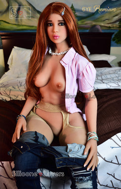 Sex Doll - 6YE Amor 162cm B-cup Big Pout | Josie