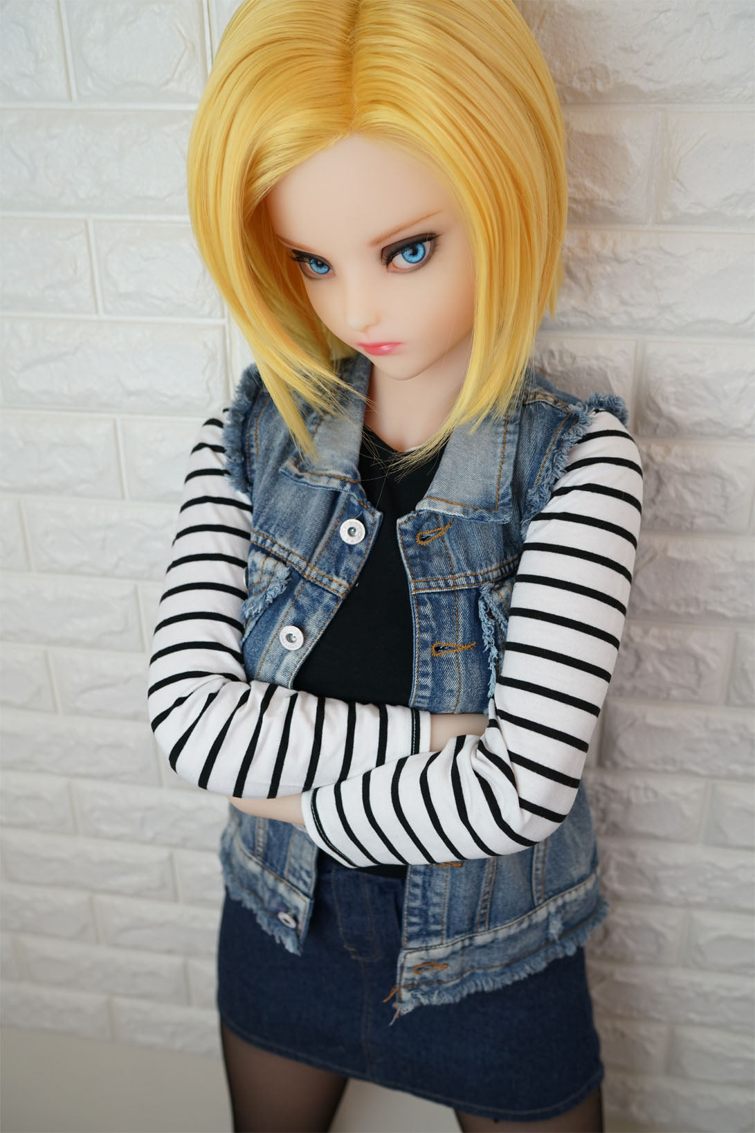 DH168 145cm Sex Doll - Lazuli / Android 18