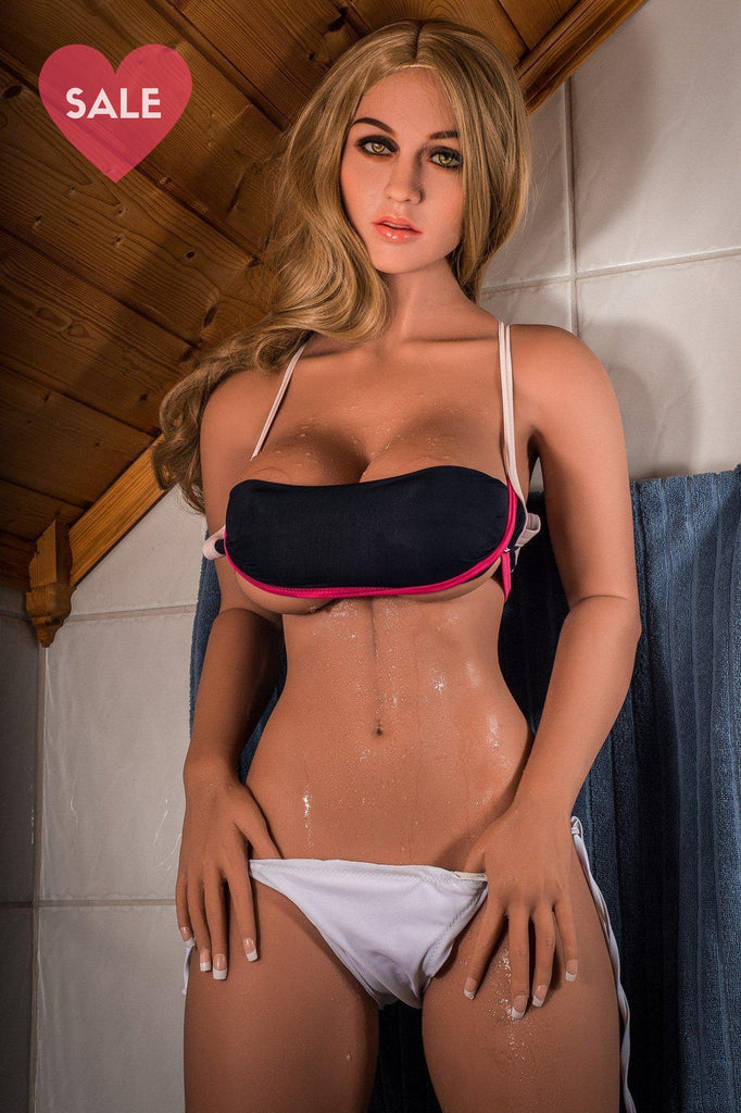 Skylar, a realistic sex doll by WM-Dolls.